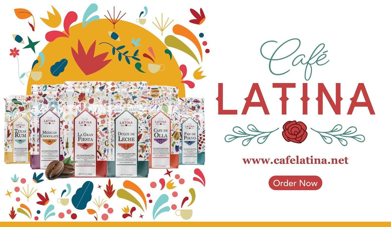 Cafe Latina Coffee