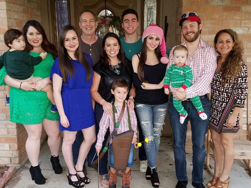 2016 Christmas Family
