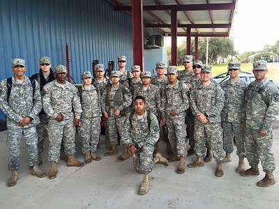 2014 Field Training Exercise (FTX), MS2 Class