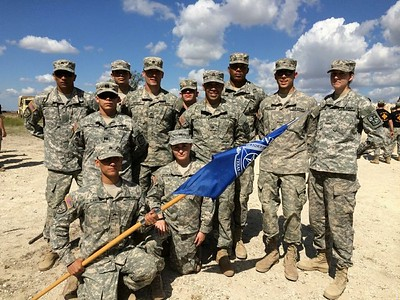 2014 Ranger Challenge Competition
