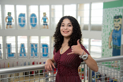 Outstanding Graduate Sara Rodriguez Vazquez