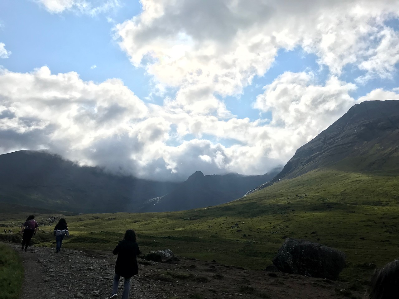 Highlands Walking