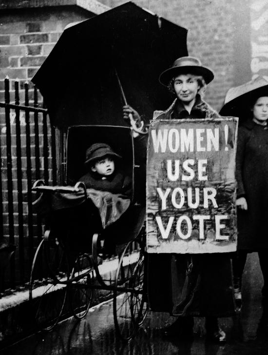 Women Vote