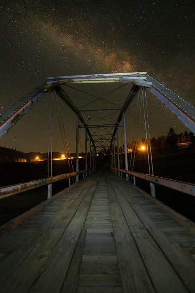Boca Bridge Milkyway