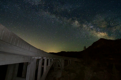Rainbow Bridge Milkyway