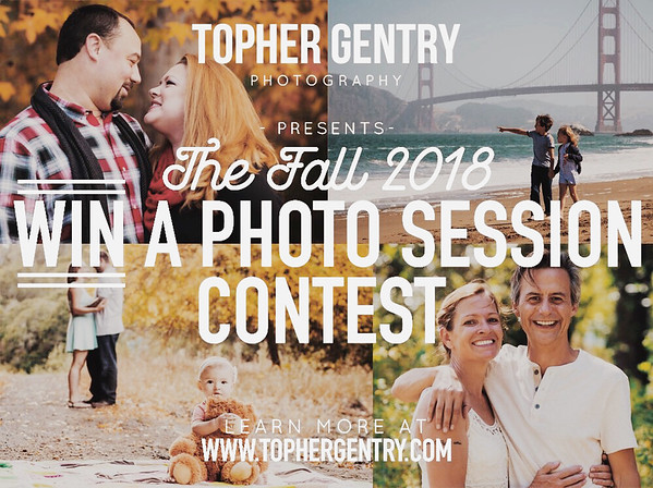 Topher Gentry Photography Fall Session Contest Photo