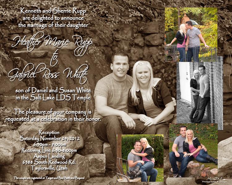 Wedding Announcements