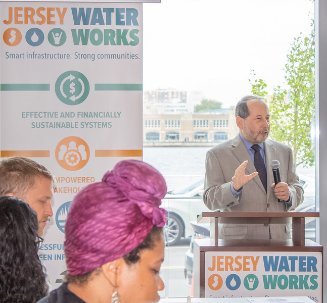 Jersey Water Works Membership Meeting July 2019
