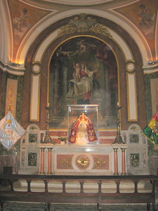 Metropolitan Cathedral, Buenos Aires, Argentina