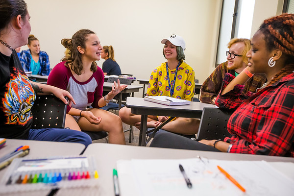 Incoming students from the class of 2023 will participate in New College's inaugural First-Year Seminar program.