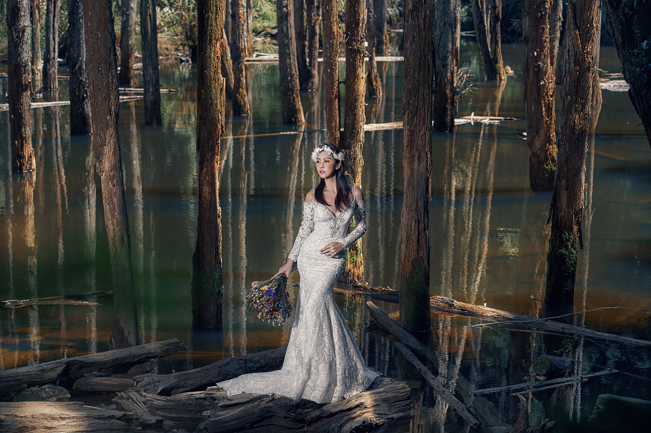 自婚婚紗,自主婚紗,婚攝omer,忘憂森林,八卦茶園