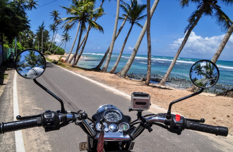 Adventure Motorcycle Tour in Sri Lanka