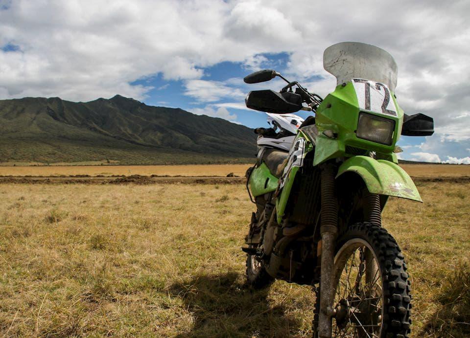 Adventure Motorcycle Tour in Kenya
