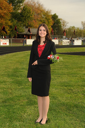 2013 Fall Homecoming Ceremony