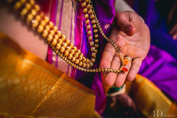 Kanchan-Abhijit Wedding Glimpses