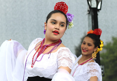 Mexican Traditional Dancers