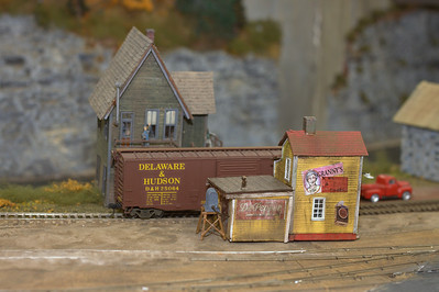 Model Railroad 2012