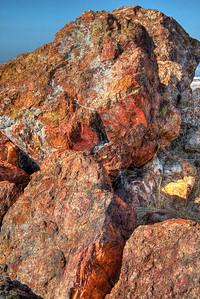 coyote hills rock