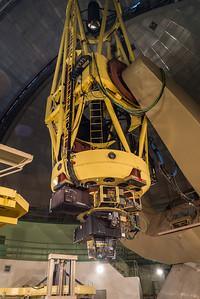 120 inch telescope on Mt Hamilton