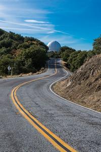 Lick Observatory, Mt Hamilton California