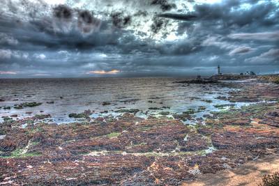 Pidgen Point, Low Tide