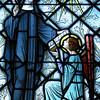 St. Mechtilde window