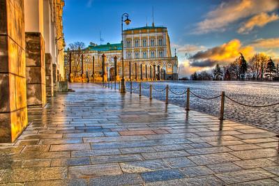 Kremlin in HDR