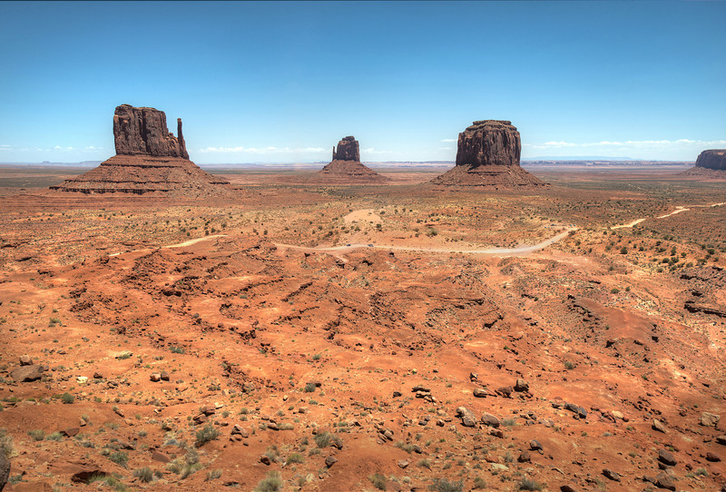 Monument Valley, Navajo Nation, Utah USA