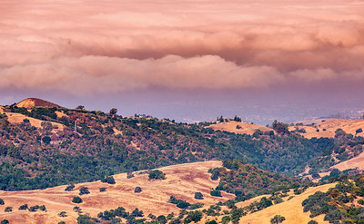 My House from Lick Observatory