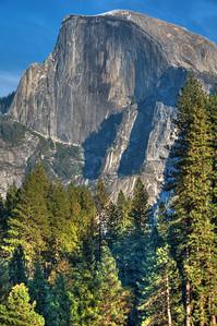 Yosemite Half Dome 1