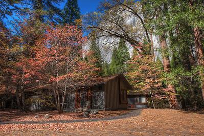 Ahwahnee Cabins