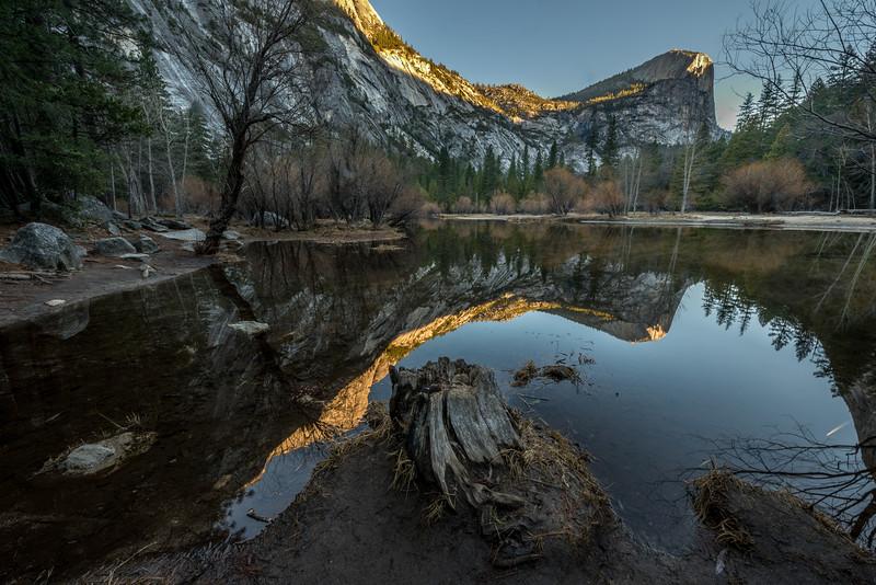 Yosemite NP, California USA