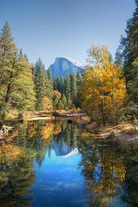 Yosemite Half Dome 3