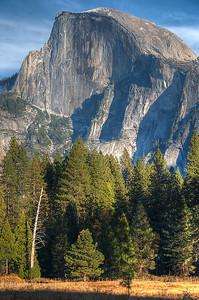 Yosemite Half Dome 2