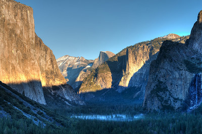 """Afternoon at """"Tunnel View"""""""