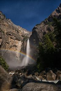 8:57PM Yosemite Lower Falls