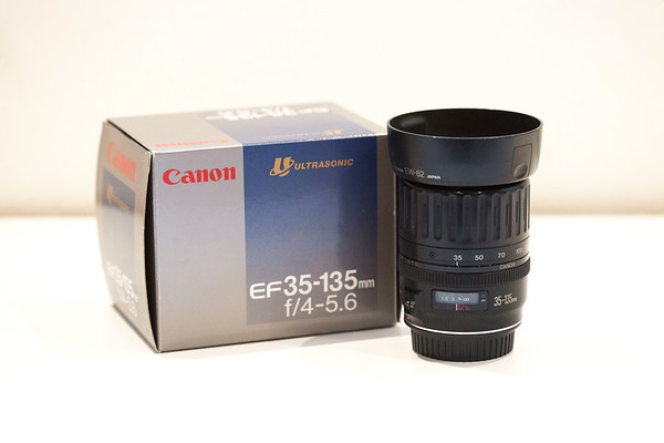 35-135mm 1:4-5,6 ultrasonic. 700kr