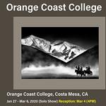 Orange Coast College (Jan 27 - March 6, 2020)