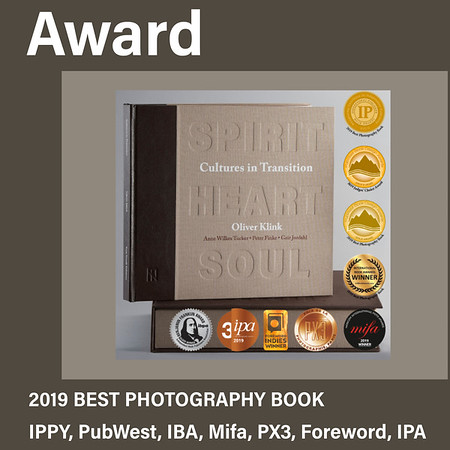 2019 Best Photography Book (SEVEN AWARDS)