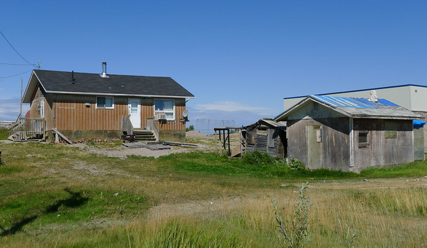Housing, Webequie First Nation.