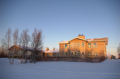 Webequie medical centre.