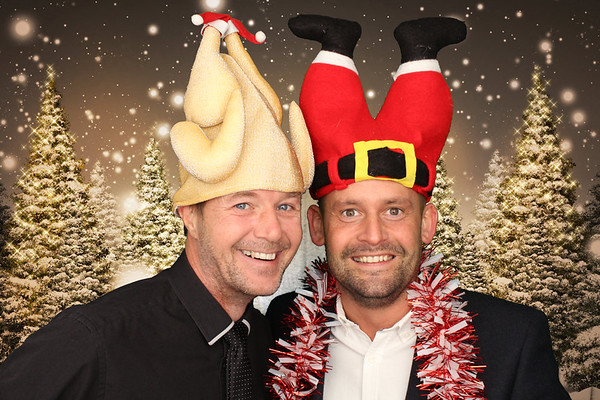 Weber Christmas Party 2017
