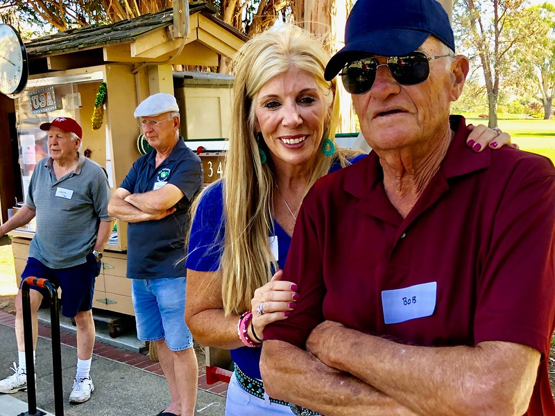 2018 Joint Bocce/Pickleball Bocce Tournament