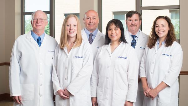 HEath Care Group Portrait'