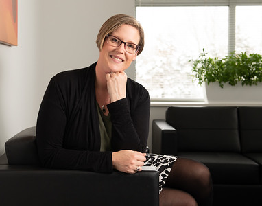 Female Editorial Portrait