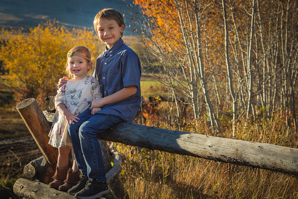 Salmon Idaho Family Photographer
