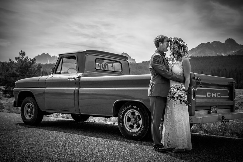 Salmon Idaho Wedding Photographer