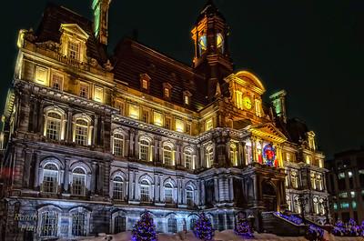 Christmas Time Montreal Dec. 2013