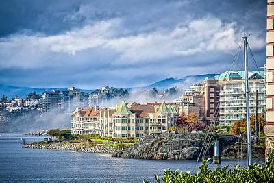 Inner Harbour Victoria, BC