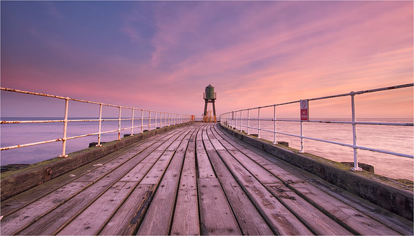 Whitby Dawn